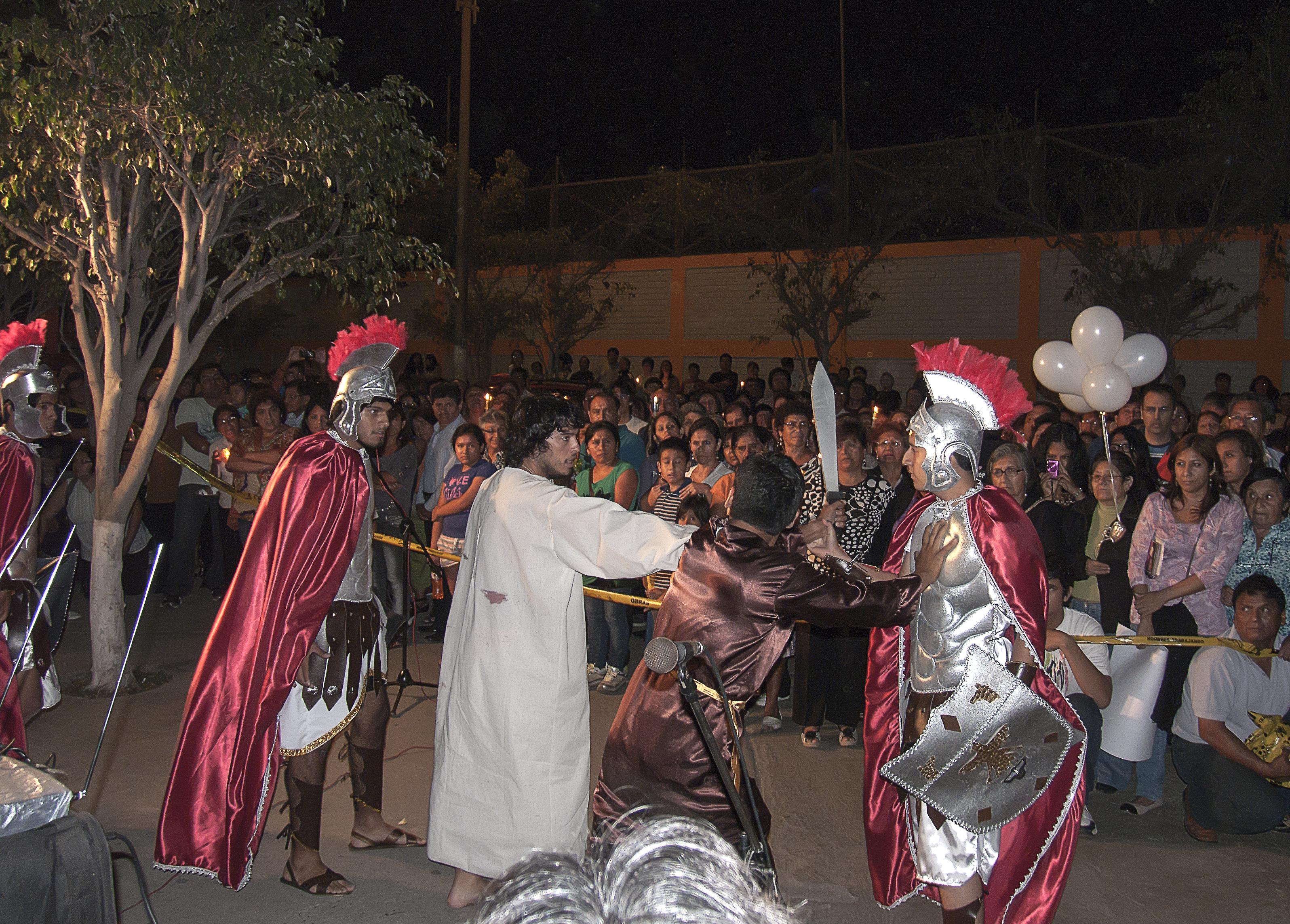 Semana Santa en Lima Norte
