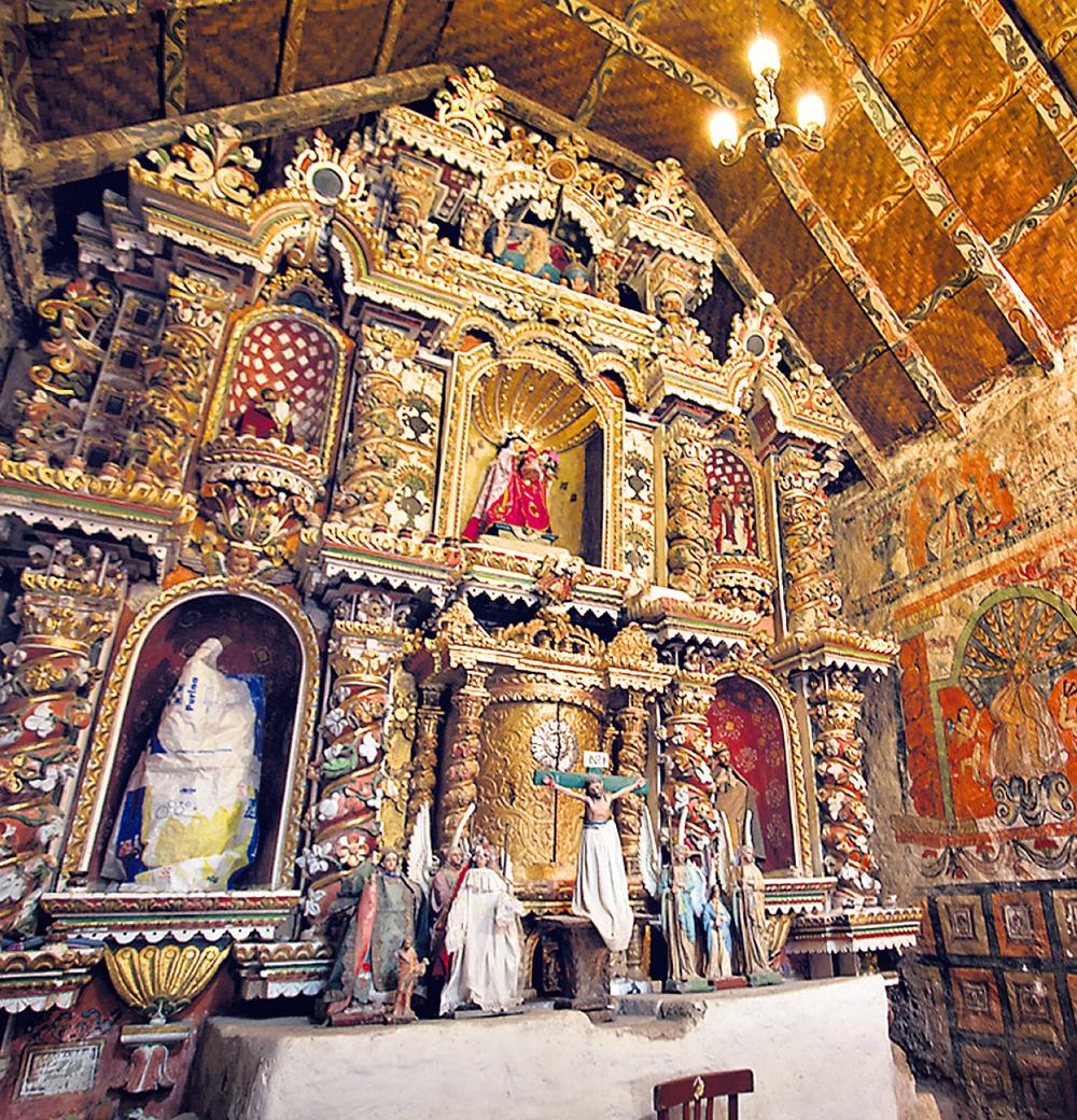"""III FORO VALE UN PERÚ: """"OYÓN y RAPAZ, Patrimonio restaurado en la zona andina del Norte de Lima"""""""