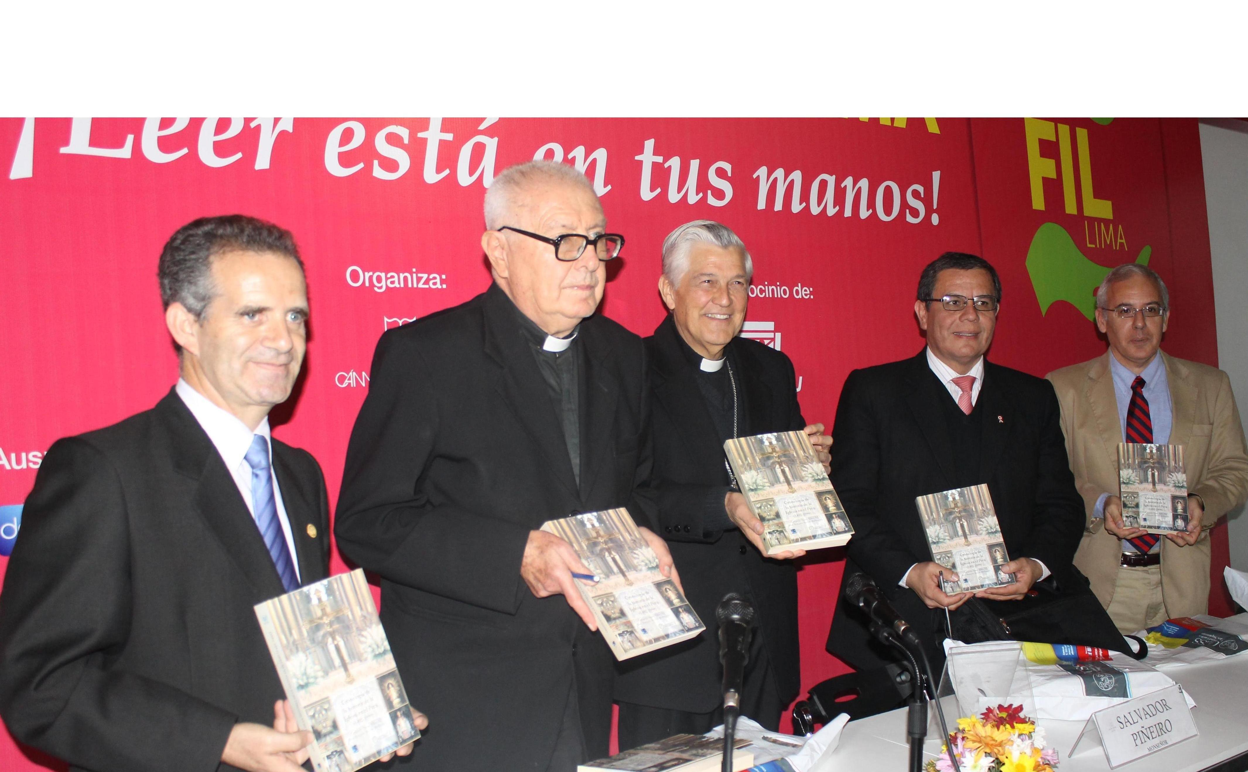 """""""Cronología de la historia de la Iglesia en el Perú"""""""