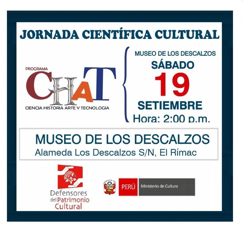 Programa Defensores del Patrimonio MINCU-CEPAC