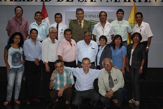 CONFORMACIÓN DE LA RED CULTURAL DE LIMA NORTE