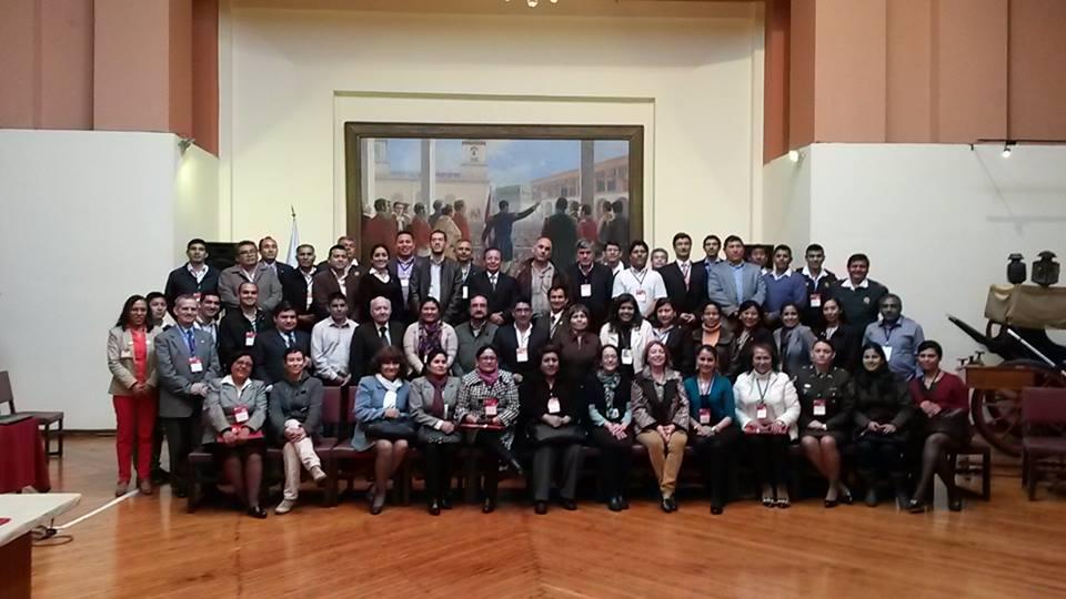 Taller Binacional sobre Tráfico de Bienes Culturales Perú-Colombia. Del 21 al 23 de setiembre.