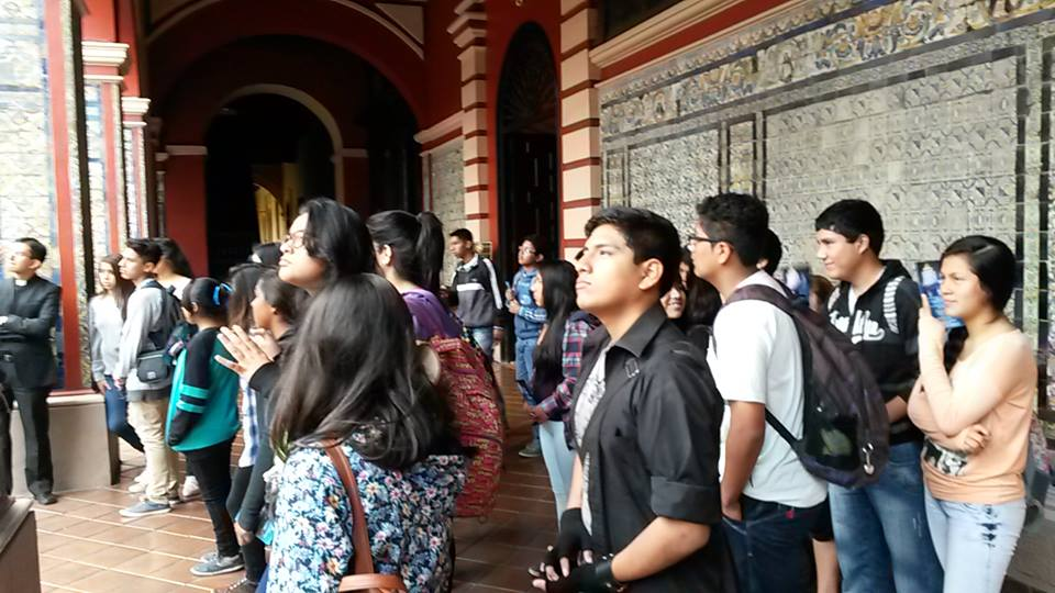 PASTORAL CULTURAL: PEREGRINOS DEL PATRIMONIO RELIGIOSO DEL PERÚ. Programa de Visitas Culturales CEPAC 2015
