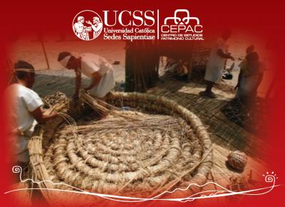 """""""Los peruanos que saben de nuestras tradiciones"""". De shicras y tejido de cestería en fibra de junco y totora"""