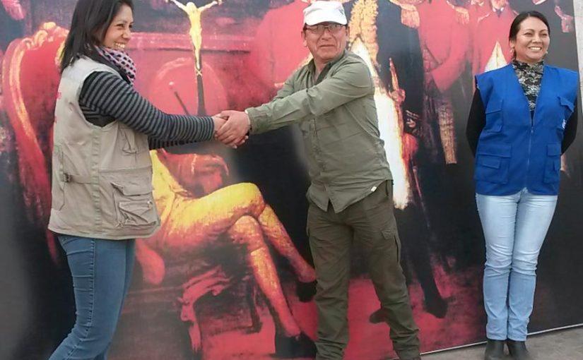 III CAMPAÑA DE SENSIBILIZACIÓN ¡SALVEMOS PUNCHAUCA!